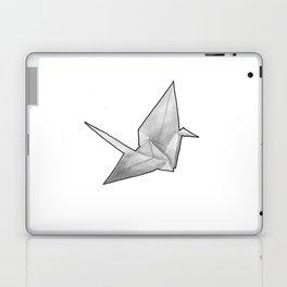 Origami Crane Laptop & iPad Skin