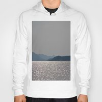 sailboat Hoodies featuring sailboat by Alyson Cornman Photography