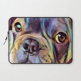 French Bulldog 4 Laptop Sleeve