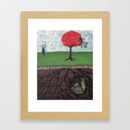 Killer of Innocence Framed Art Print