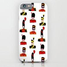 Moustache Soldiers Slim Case iPhone 6s