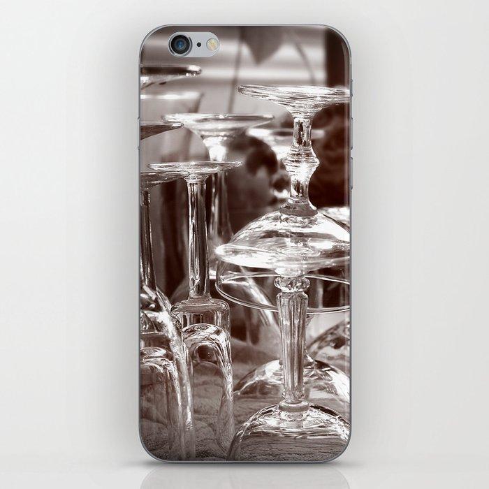 Champagne Anyone? iPhone Skin