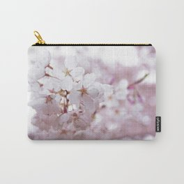 High Park Cherry Blossoms on May 11th, 2018. V Carry-All Pouch