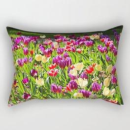 Springtime Happiness Rectangular Pillow