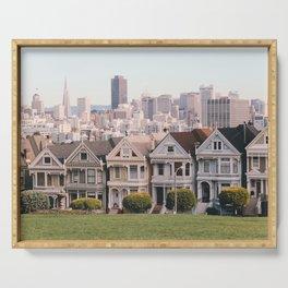 San Francisco Skyline Serving Tray