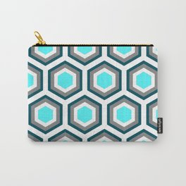 Hexagon Carry-All Pouch