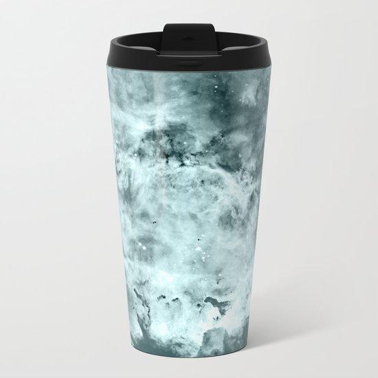 Sea WateR Nebula Metal Travel Mug