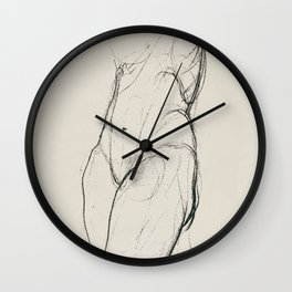 Figure  Wall Clock