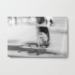 Traveller II Metal Print