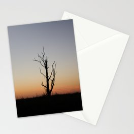 South Australia at dusk Stationery Cards