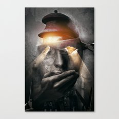 The Silent One Canvas Print