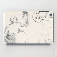 health iPad Cases featuring Long for health by Ans04