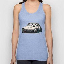 Crazy Car Art 0155 Unisex Tank Top
