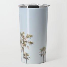 California Palm Trees II Travel Mug