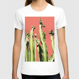 Cactus - red T-shirt