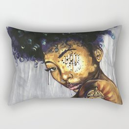 Naturally Poetree Rectangular Pillow