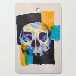 skull Cutting Board
