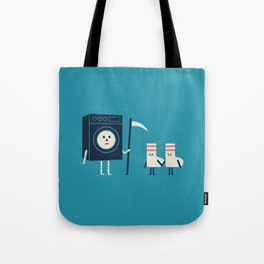 Grim Washer Tote Bag