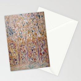Allegory Painting Stationery Cards