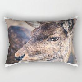 my deer, Rectangular Pillow