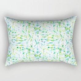 Summer Vibes Tie Dye in Fresh Rectangular Pillow