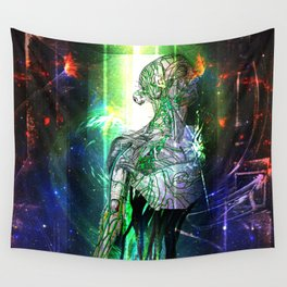 Processing in Physicality  Wall Tapestry