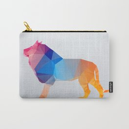 Glass Animal Series - Lion Carry-All Pouch