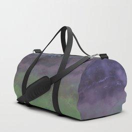 Blue Blizzard Duffle Bag
