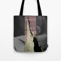meditation Tote Bags featuring meditation by Ashley Moye