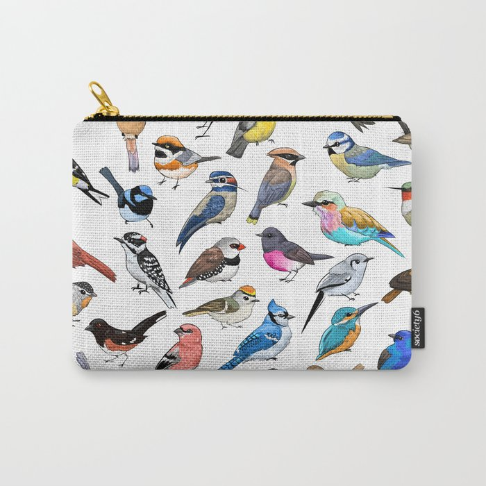 Birds Tasche