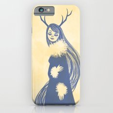 Lady Blue Slim Case iPhone 6s