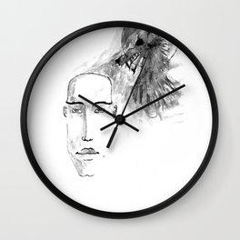Werewolf / Loup-garou Wall Clock