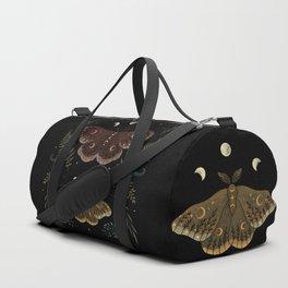 Saturnia Pavonia Duffle Bag