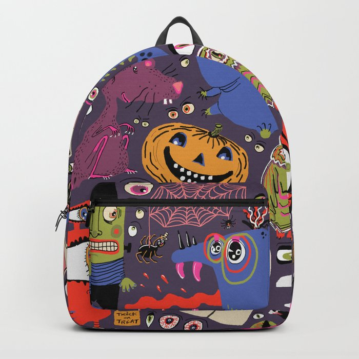 Yay for Halloween! Backpack