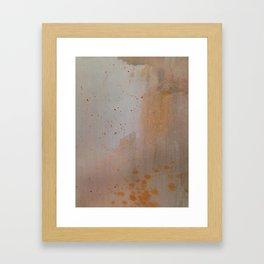 Distressed 1 Framed Art Print
