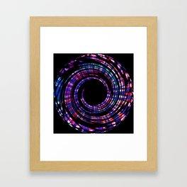Dreaming of Circles Framed Art Print