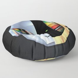 Daft Punk - Discovery variant Floor Pillow