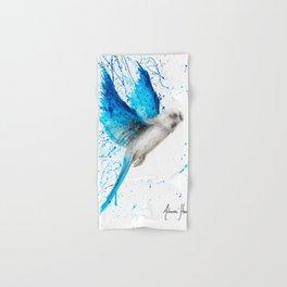 Blue Lake Budgie Hand & Bath Towel