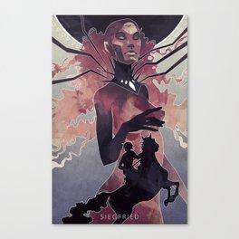 Siegfried Canvas Print