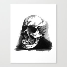 Yorick Canvas Print