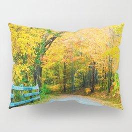 Autumn Trail Pillow Sham