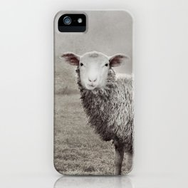 The Sheep iPhone Case
