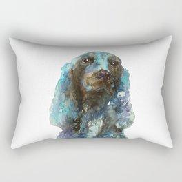 DOG#16 Rectangular Pillow