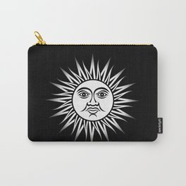 Sun of May Carry-All Pouch