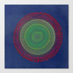 Dotto 6 Canvas Print