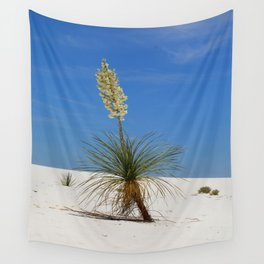 Living In The White Sand Dunes Wall Tapestry