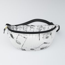 Musical Atmosphere Fanny Pack