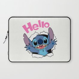 Hello from Stitch Laptop Sleeve
