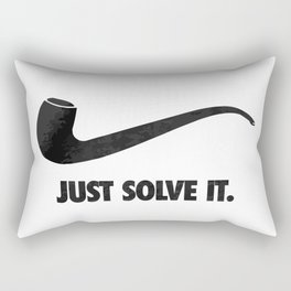 Just Solve it Rectangular Pillow