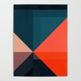 Geometric 1713 Poster